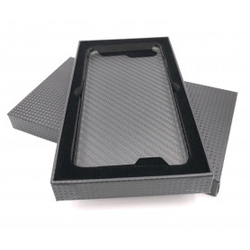 """Luxusní kryt pro iPhone 7 4.7"""" z pravého karbonu"""