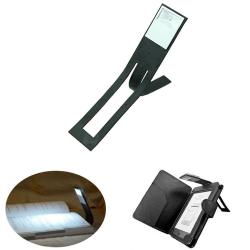 Nastavitelná LED lampička nejen pro čtení / knihu / elektronickou čtečku knih / Kindle