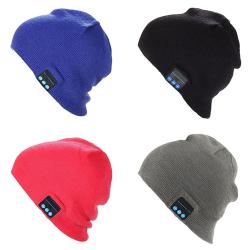 Zimní čepice s BLUETOOTH sluchátky / repráčky