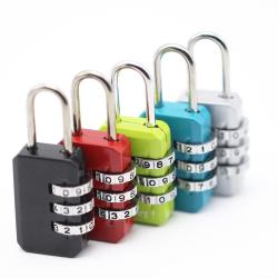Mini zámek číselný na kufr