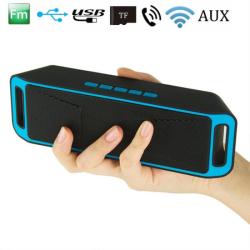 Bezdrátový Bluetooth 6W přenosný reproduktor