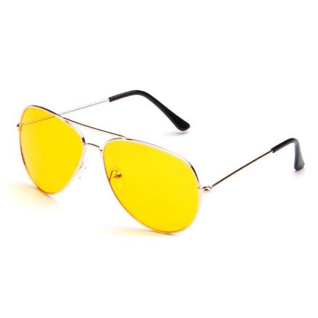 Brýle pro řízení v noci pro lepší vidění - Pilotky
