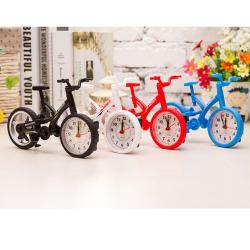 Stolní hodiny - cyklistické kolo