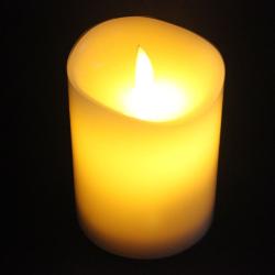 Elektronická svíčka na dálkové ovládání