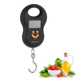 Cestovní   Kuchyňská digitální váha Ebalance 50Kg I příruční na kufry