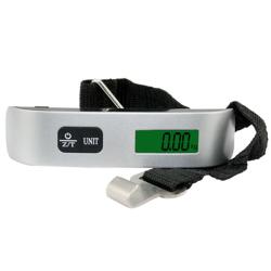Cestovní | Kuchyňská digitální váha 50Kg I příruční na kufry