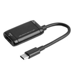 USB C 3.1 HDMI adaptér nejen pro Apple Macbook se zdrojem