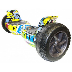 "Hoverboard Offroad 8"" Graffiti s plnými koly - HL-HMG | ZealoT Tools"