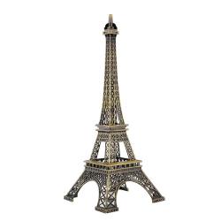 Eifelova věž / Eifelovka - Paříž - 13 cm - kovová / kov