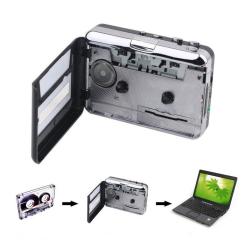 USB kazetový přehrávač / enkodér - digitalizace hudby / magnetofonové kazety