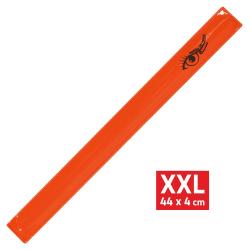 Bezpečnostní pásek reflexní ROLLER XXL 4x44cm S.O.R. oranžový