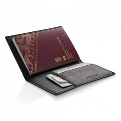 Pouzdro na pas a karty s ochranou proti zneužití, Swiss Peak