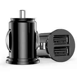 Duální USB auto nabíječka do zapalovače