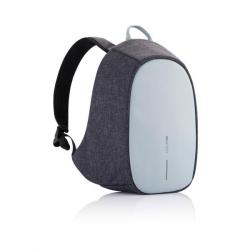 Dámský bezpečnostní batoh s alarmem a SOS sms lokací Cathy, XD Design, modrý/šedý