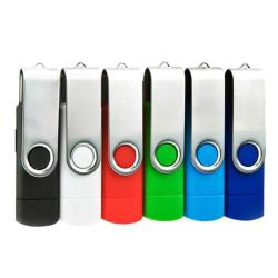 USB / Micro USB OTG Flash disk / Fleška 16 GB pro telefon i počítač