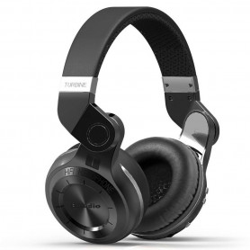 Bezdrátová Bluetooth sluchátka BLUEDIO - skládací