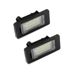 2ks LED SPZ pro BMW E82 E88 E90 E92 E93 E39