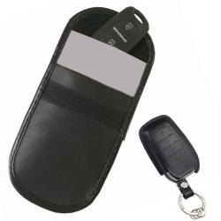 Pouzdro blokující signál na klíče od auta a karty