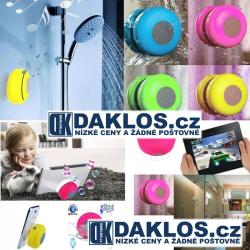 Mini Bluetooth voděodolný reproduktor / handsfree