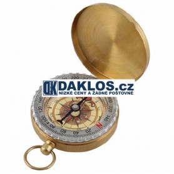 Retro kapesní kompas