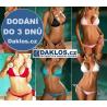 Dámské dvoudílné plavky - Push-up - Bikini - různé barvy