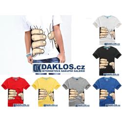 Originální tričko / triko s rukou - různé barvy