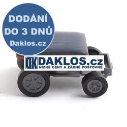 Mini autíčko na solární pohon