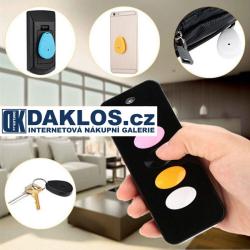 Sada pro vyhledávání nejen klíčů / hledač klíčů 5 v 1