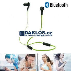 Bluetooth sluchátka nejen na běhání