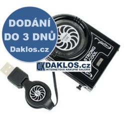 USB chladicí větráček / ventilátor pro notebook