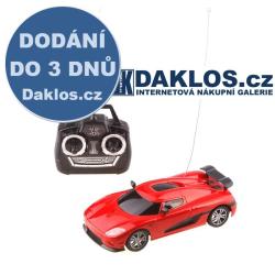 Auto / Supersport / Hypersport na dálkové ovládání 1:24