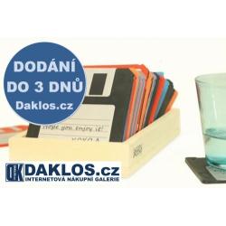 Disketa na stůl / podtácky / podložka pod hrneček / skleničku