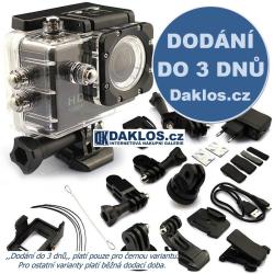 Sportovní / akční kamera 12MP SJ4000