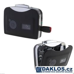 USB walkman / kazetový enkodér - digitalizace hudby / magnetofonové kazety