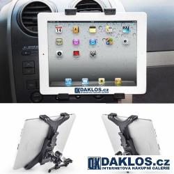 Držák pro iPad a tablety do auta do výdechu klimatizace