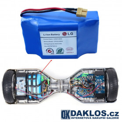 Baterie 4400mAh pro kolonožku / wheelboard / hoverboard