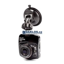 "Záznamová kamera do auta s 2,4"" displejem - FULL HD širokoúhlá"