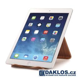 Exkluzivní dřevěný stolní držák / stojánek na telefon / tablet / smartphone