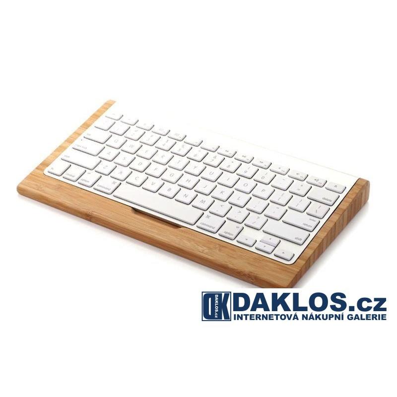 c33cd3391 Exkluzivní dřevěná podložka klávesnice pro Apple MacBook / iMac ...