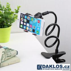 Univerzální držák na telefon s klipem nejen na stůl