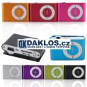 MP3 MP4 přehrávače