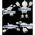 USB huby a rozbočovače