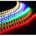 LED svítilny a lasery