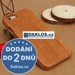 Dřevěný kryt pro Apple iPhone 6 6S - bambus