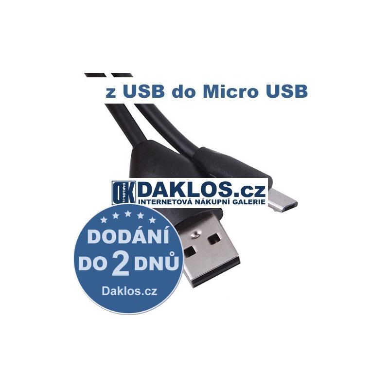 Datový a nabíjecí kabel z USB do Micro USB
