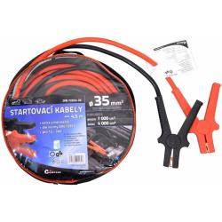 Startovací kabely 35 délka 4,5m TÜV/GS
