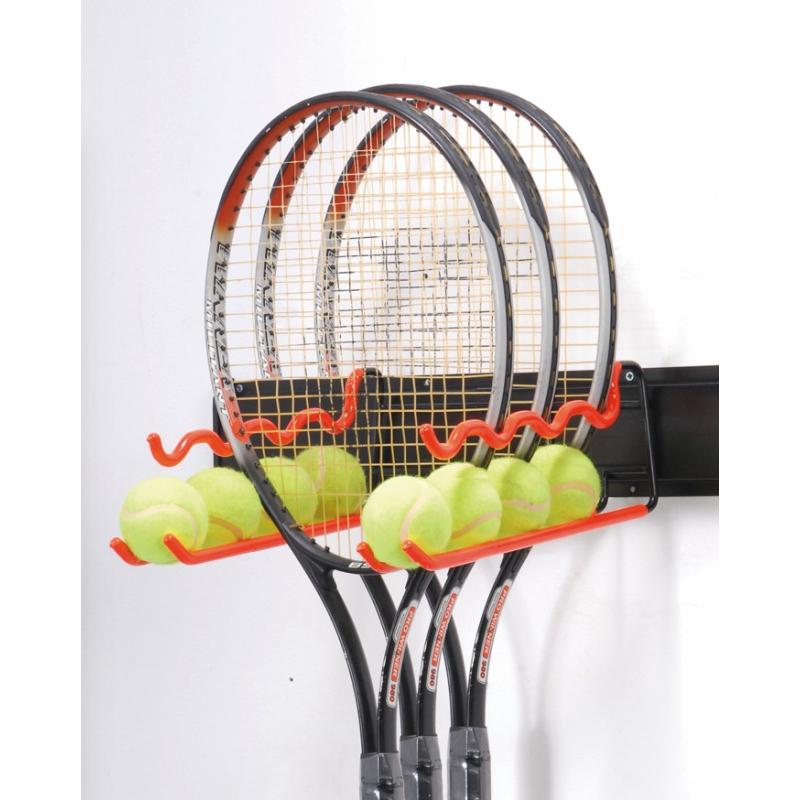 Držák na tenisové rakety