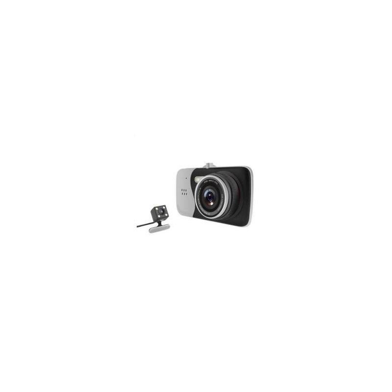Dvojitá FULL HD kamera do auta - DUAL DVR + Parking View