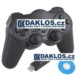 Bezdrátový ovladač pro hry - Gamepad
