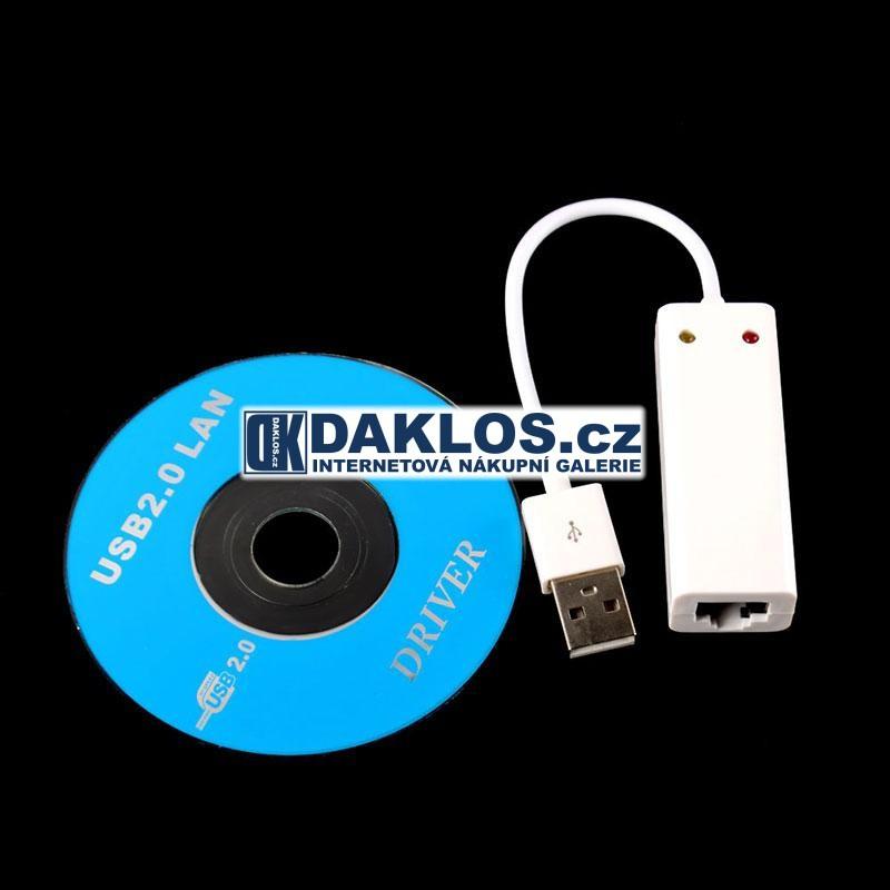 Konvertor LAN / USB